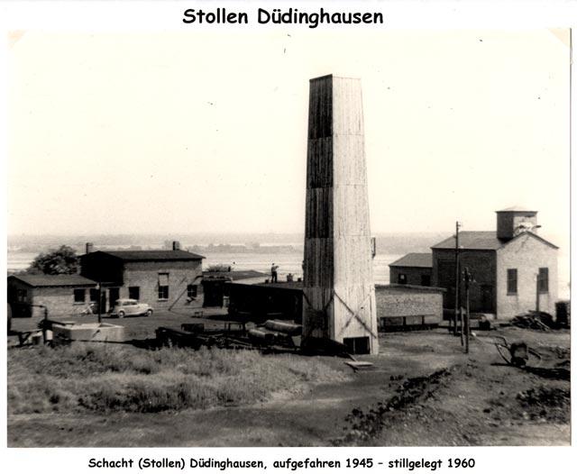 Schacht Düdinghausen