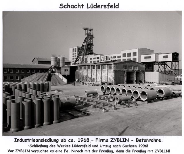 Schacht Lüdersfeld
